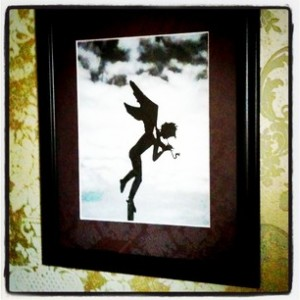 photo in a frame